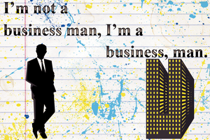 Not a businessman by skilla242