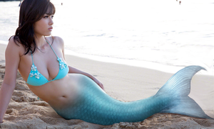 Anna Konno Mermaid by SeaFairy-Fantasies