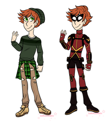 Custom ref for Kaitie1543 by sariasong64