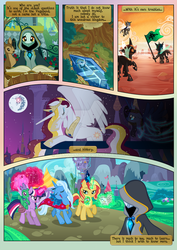 Thoughts Of A Vagabond- a MLP AU by Sakuyamon