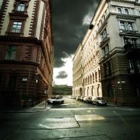 Streets I. by ambrits