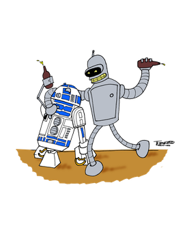 Droids 4 Life by Tedzey71