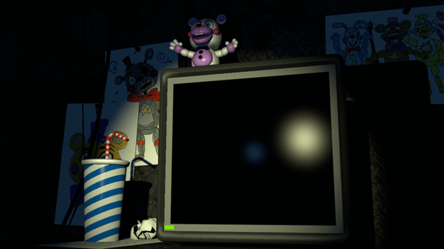C4D|FFPS|GIF|William Afton Animation by YinyangGio1987