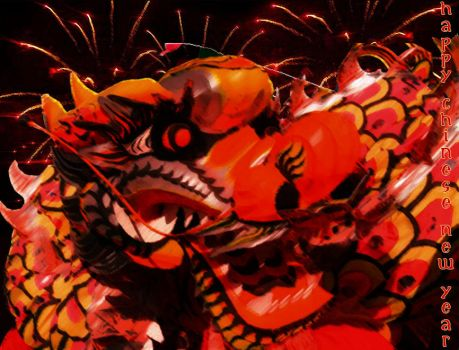 Happy Chinese New Year by insomniaque