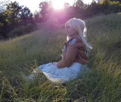 Historia Reiss by ChemicalLadyCosplay