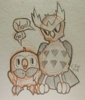 Hooters... by RayQuaza005