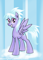 Simple Cloudchaser by MoonlightFL