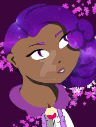 Galactic Purple from MagnifiqueNOIR by snowtigra