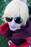 Homestuck- Knight of Time by Insane-Tea-Party