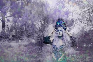 Queen of the Fairies by lexylovestruckmodel