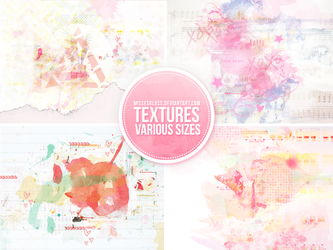 Texture Set - 1112 by Missesglass