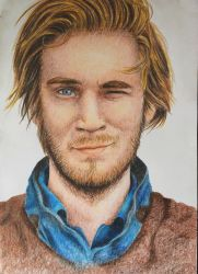 Pewdiepie by BatWitch
