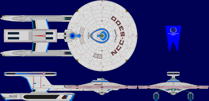 USS Abbe Multi-View by captshade