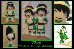 Doll- Toph by phychoticsilence