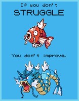 Struggle by Ommin202