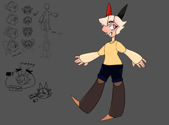 Charlotte concepts and maby new design yeah @-@ by diamondpup