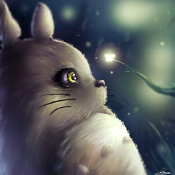 Totoro by TheBRStory
