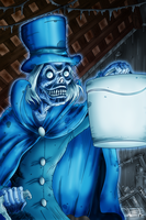 Hatbox Ghost by christopher333