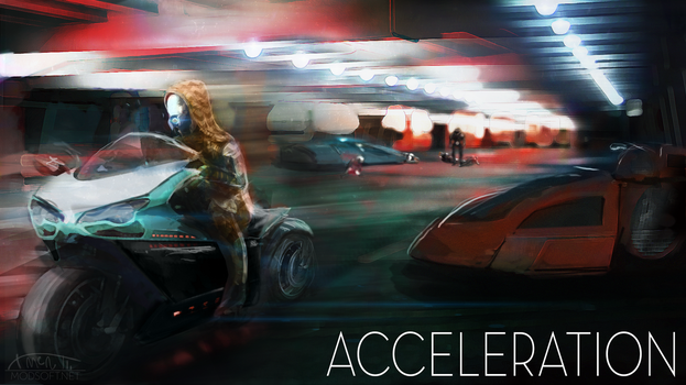 The Aurora Prophecy | 03 | Acceleration by modsoft