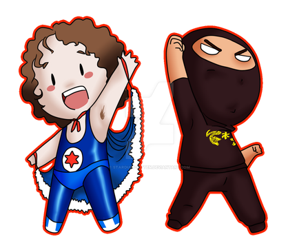 Nsp bebes TSHIRTS AVAILABLE!!!! by Stardust-Kitten