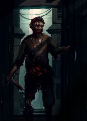 098 Zombie by MarkWester