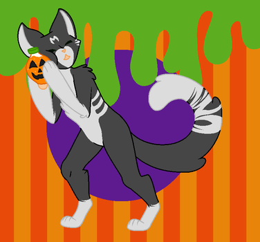 Happy Halloween! by CheshireGrinAdopts
