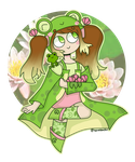 1frogggogal2 by spacemilkii
