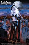 Lady Death Cover by futureclassx
