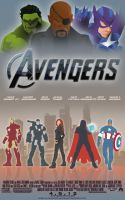 MPS' - 'the Avengers' by AndrewSS7