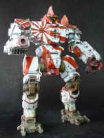 Mechwarrior Online Centurion 1/60scale Yen lo wang by smtkelly