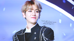 BAEKHYUN|EYES|WALLPAPER by SoDesing