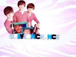 Greyson Chance, wallpaper by hayleywjbieber