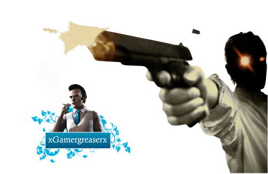 Resident Evil 7 Ethan Winters PNG by xGamergreaserx