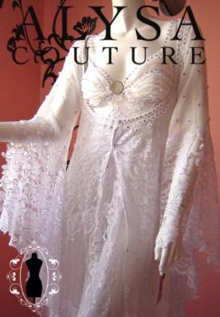 white by alysa-couture