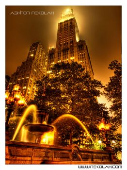 Woolworth Bldg v.1 HDR 16 by AzankinoKING