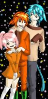 The Amazing World of Gumball- Anime/human version by MelSpontaneus