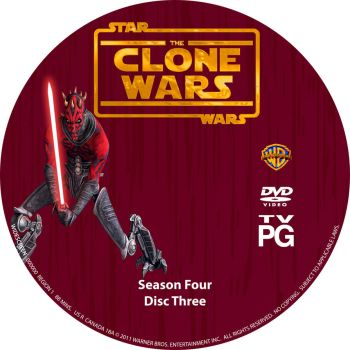 Star Wars The Clone Wars S4 D3 by Mastrada101