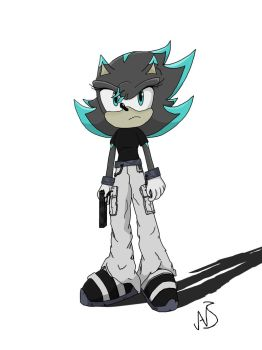 Storm The Hedgehog by Storming777