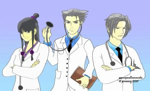 Ace Doctors - Team Wright by allamandaphotography