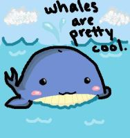 Whales are cool. by Jounin-SZ