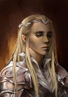 Thranduil by haonguyenly