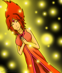 Flame Princess by mlpochea
