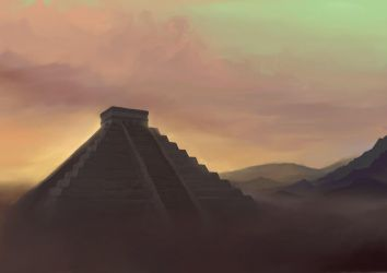 mexican series: part 1 by digital404