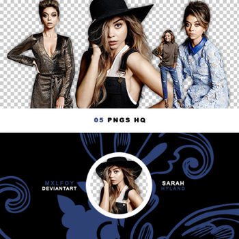 Pack png 143 // Sarah Hyland by mxlfoy