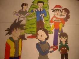 Son Family Christmas by Mrs-Dr-Pepper