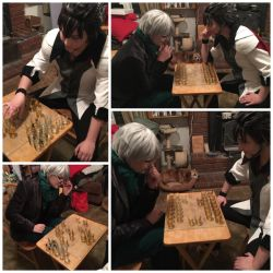 [RWBY] Cloqwork Chess Part 1 by BaconFlavoredCosplay