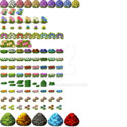 RPG Maker - Tilesets + Sprites favourites by kupokaze on DeviantArt