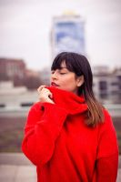 Red Pullover by Fr34kZ