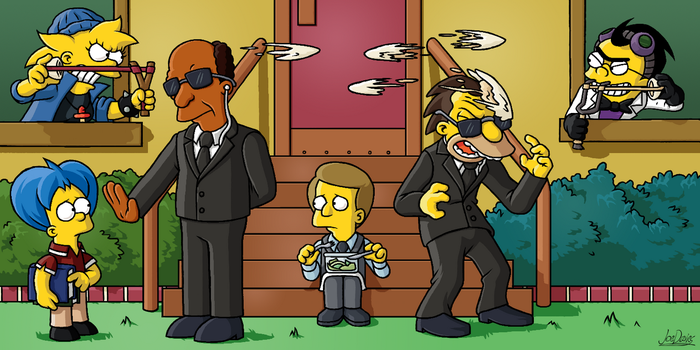 The Simpsons: ADYL Promo - Season 2, Episode 3 by The-Quill-Warrior