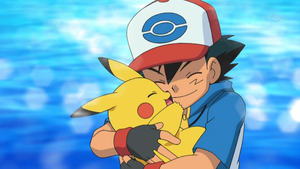 Ash And Pikachu 4ever by PokemonBWishesCilan